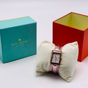 EUC Vintage Kate Spade In a New York Minute Watch